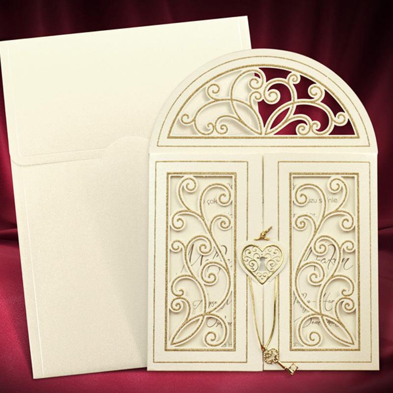 Пригласительные на свадьбу в виде коробочки