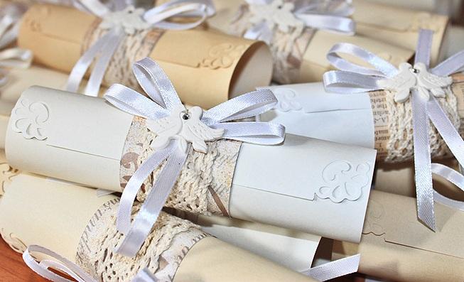 Свадебные пригласительные на заказ